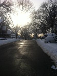 Arlington Snow 12.30.12