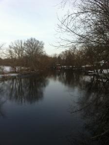 Assabet River in Concord, MA 1