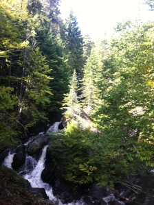 Maine waterfall 09.05.12