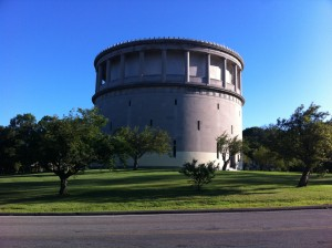 Arlington Heights Water Tower 2